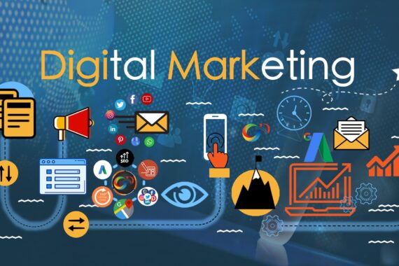 digital marketing course outline